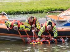 Reddingsbrigade Elburg rukt steeds vaker uit en is naarstig op zoek naar nieuwe vrijwilligers