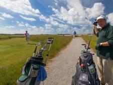 Illegale golfers in Groene Hart: baanbeheerders willen geen 'agentje spelen', dat blijkt wel nodig.