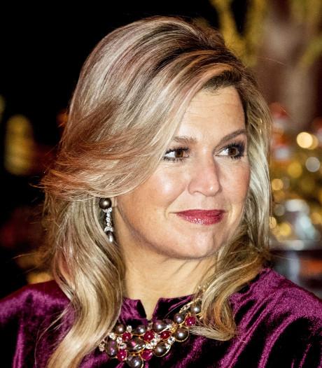 Visagist koningin Máxima verdacht van roof kroonjuwelen Luxemburg
