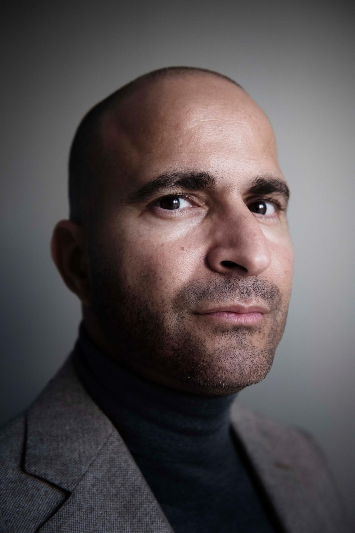 Anis Boumanjal. Beeld Kiki Groot