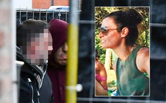 """""""Ridouan O. was niét de stalkende ex waarvoor hij nu versleten wordt"""", aldus zijn advocaat."""