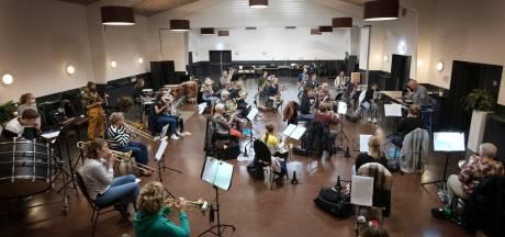Muziekkorps Prinses Marijke worstelt met muziek maken: 'We moeten een doel voor ogen houden'