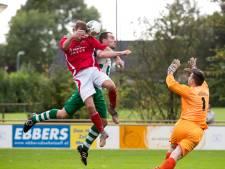 Uitslagen amateurvoetbal Deventer e.o. zondag 13 oktober