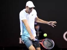 Karlovic (40) breekt Grand Slam-record op Australian Open