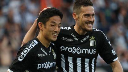 Charleroi is dankzij twee penalty's Beerschot Wilrijk de baas
