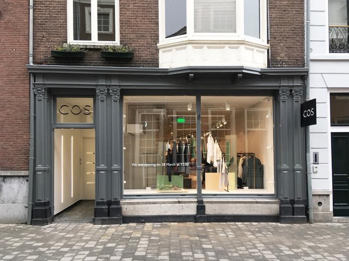 De nieuwe COS in de Verwersstraat