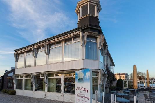 Hotel-restaurant s Molenaarsbrug in Alphen