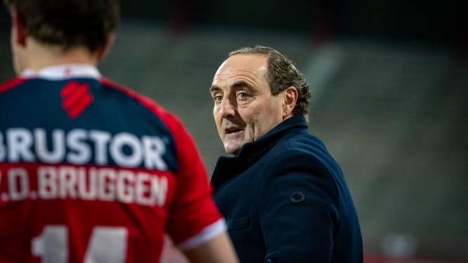 """Yves Vanderhaeghe (KVK Kortrijk): """"Ze hadden de competitie al lang moeten stilleggen"""""""