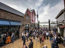 Enorme rooftocht: voor 100.000 euro aan kleding gestolen bij Batavia Stad bij Lelystad