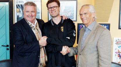 Fransman Calbry nieuwe coach Belgische handbalmannen