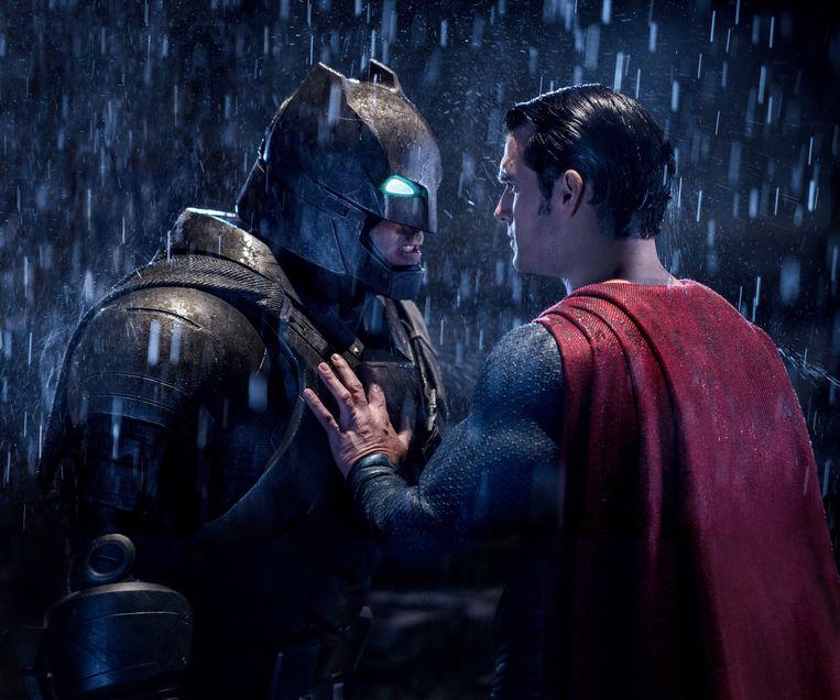 Batman v Superman. Beeld null