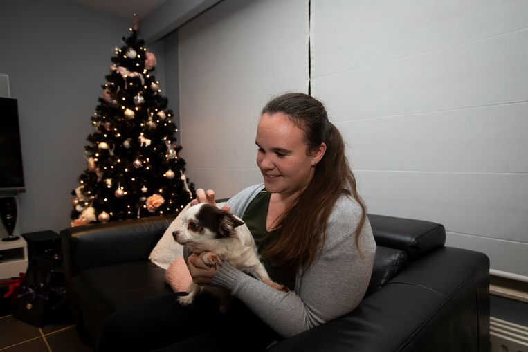 Anke Sinnaeve is niet eenzaam, maar had nog geen plannen op Kerstmis.