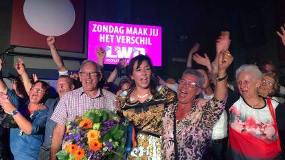 Conny Moons wipt burgemeester Sminate uit het zadel
