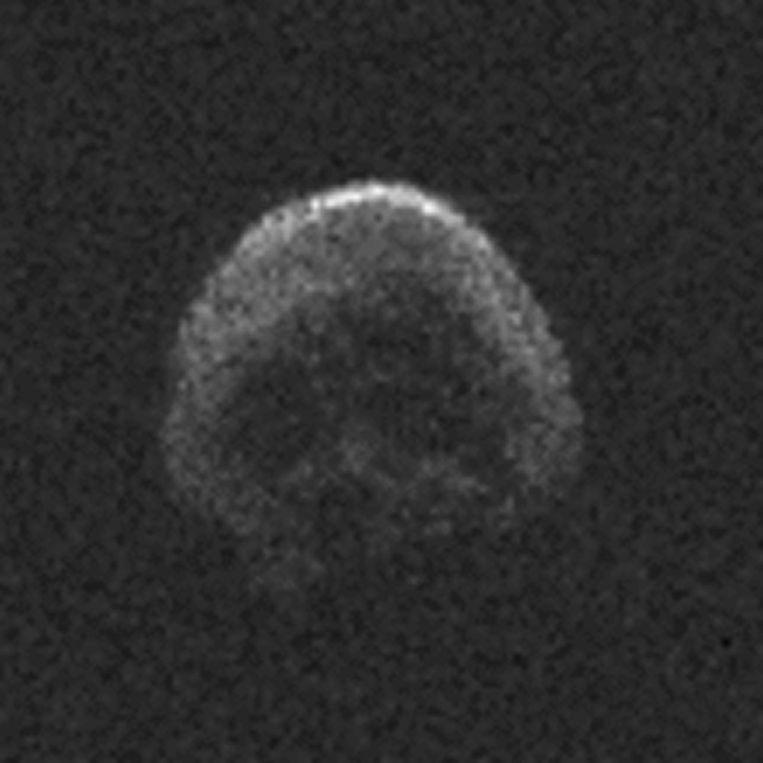 Komeet Spooky. Beeld afp