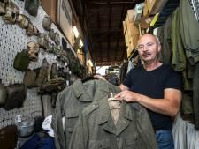 Gestolen militaire emblemen toch weer terug bezorgd bij Militaria4You in Zutphen