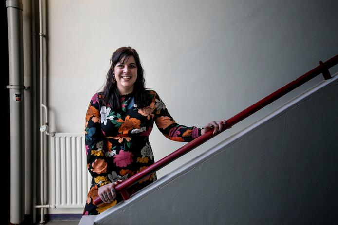 Eindhoven stadsdichteres Jessica Bartels
