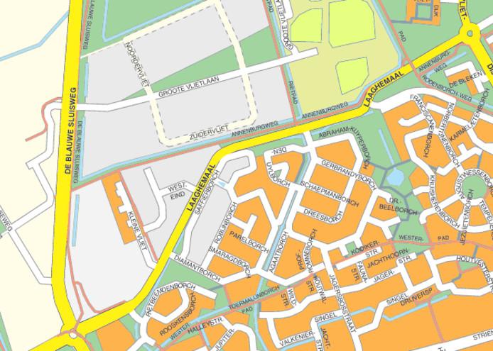 De politie zoekt een wielrenner in Rosmalen, die een fietser met een zware hersenschudding achterliet.