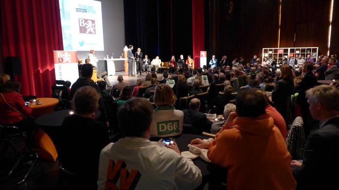 Lijsttrekkersdebat Midi.