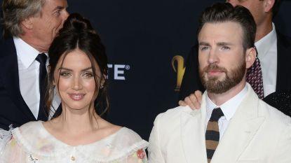 Is Captain America gevallen voor het Bondmeisje? Hollywood in de ban van 'nieuw sterrenkoppel'