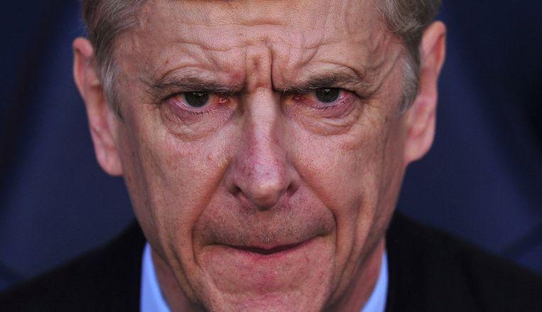 Arsene Wenger. Beeld afp