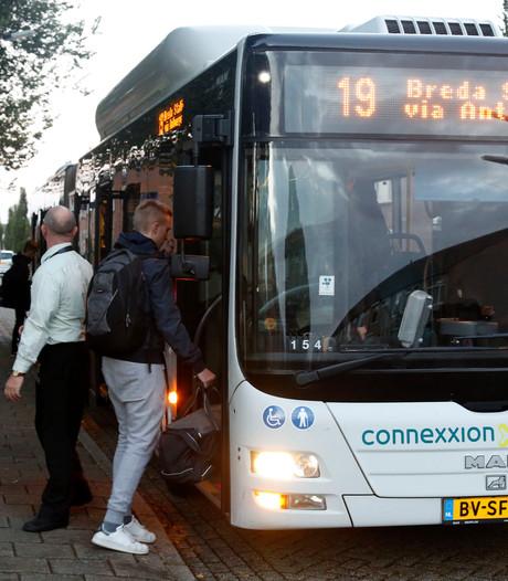 Bredabus blijft in weekenden gewoon rijden