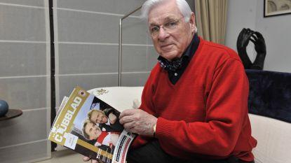 Daniel Vuylsteke (82), sinds 1974 de vaste omroeper bij Antwerp, zoekt opvolger