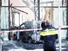 Drie verdachten aanslag Telegraaf nog vast