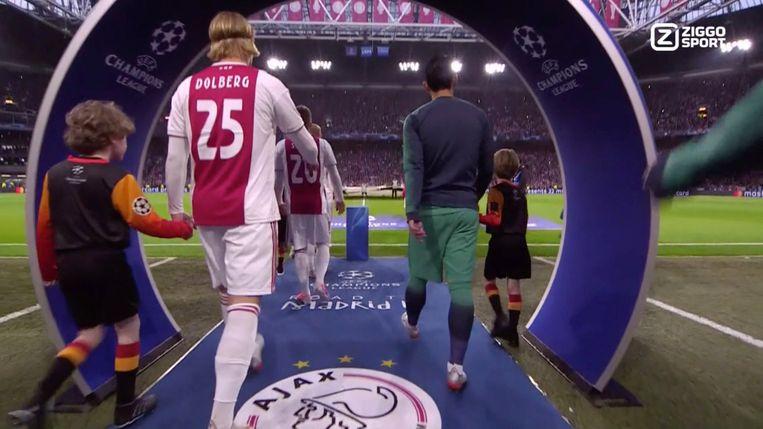 Uefa Champions League Beeld Ziggo Sport