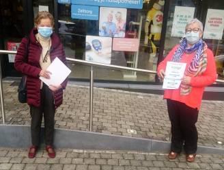 """PVDA-vrouwen verspreiden noodnummers: """"Omdat geweld tegen vrouwen te veel onder radar blijft"""""""