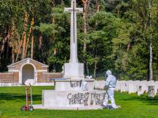 Verdachte bekladden oorlogsgraven Mierlo zwijgt over zijn motief
