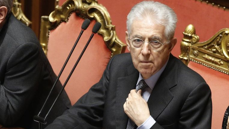 Mario Monti Beeld ap