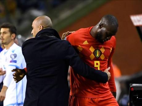 Romelu Lukaku jouera-t-il face aux Russes?