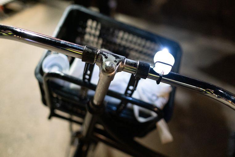Overtreders kregen een boete en twee lampjes.