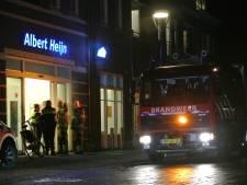 Inbraakalarm supermarkt gaat Dalfsen per ongeluk af: Hele winkel vol rook