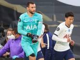 Ruzie tussen Lloris en Son overschaduwt zege Spurs op Everton