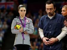 Olympische Spelen waren voor turnster pure horror door pedofiele dokter: 'Kom mij redden!'