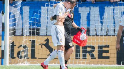 VIDEO: Ibrahimovic krijgt rood na klap aan tegenstander