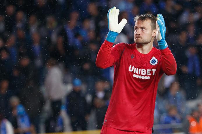 """Bruges retrouve la scène européenne, jeudi, contre un gros calibre européen: """"Un nouveau beau défi"""" pour Mignolet et ses partenaires."""