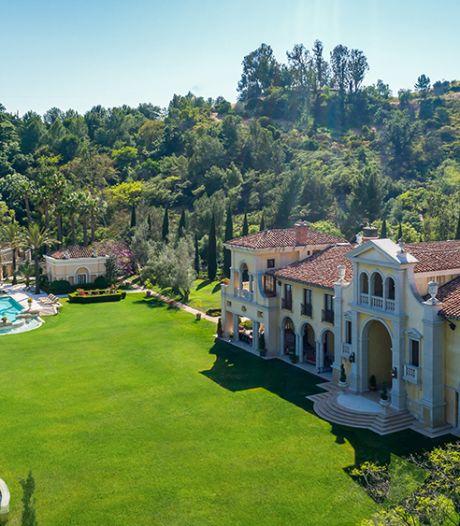 L'une des maisons les plus chères du monde est mise aux enchères au prix de 160 millions de dollars