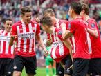 PSV schiet pas in slotfase met scherp tegen PEC