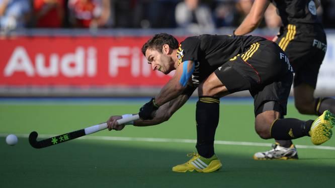 België speelt 2-2 gelijk tegen Duitsland in Ergo Masters
