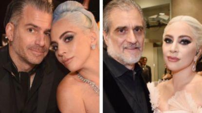 Opvallend: verloofde van Lady Gaga lijkt als twee druppels water op... haar vader