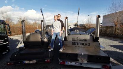 Burning Butchers: 23 meter barbecueplezier op wielen