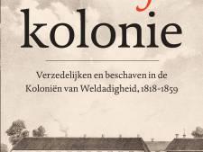 Boek 'De Strafkolonie' gepresenteerd in Ommerschans