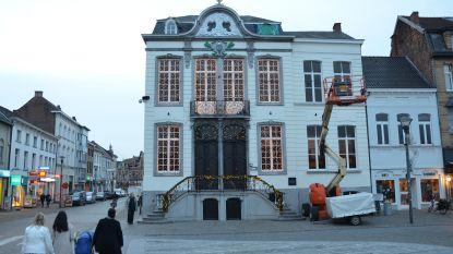 Openingsuren stadhuis en het stadsmagazijn verminderen vanaf september
