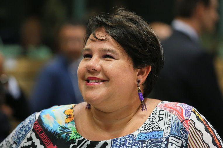 Sharon Dijksma. Beeld epa