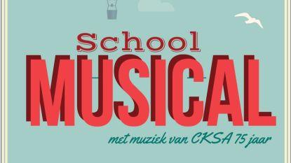 CC Luchtbal wordt een 'Dansplein': leerlingen Maria Boodschap voeren zelfgeschreven musical op