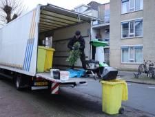 Hennepkwekerij in Arnhems appartement opgerold