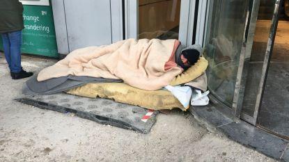 Burgemeester laat daklozen desnoods arresteren om ze uit de kou te houden