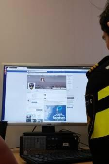 Boete voor Achterhoeker die politie uitscheldt op Facebook